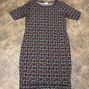 Lularoe Medium Julia dress